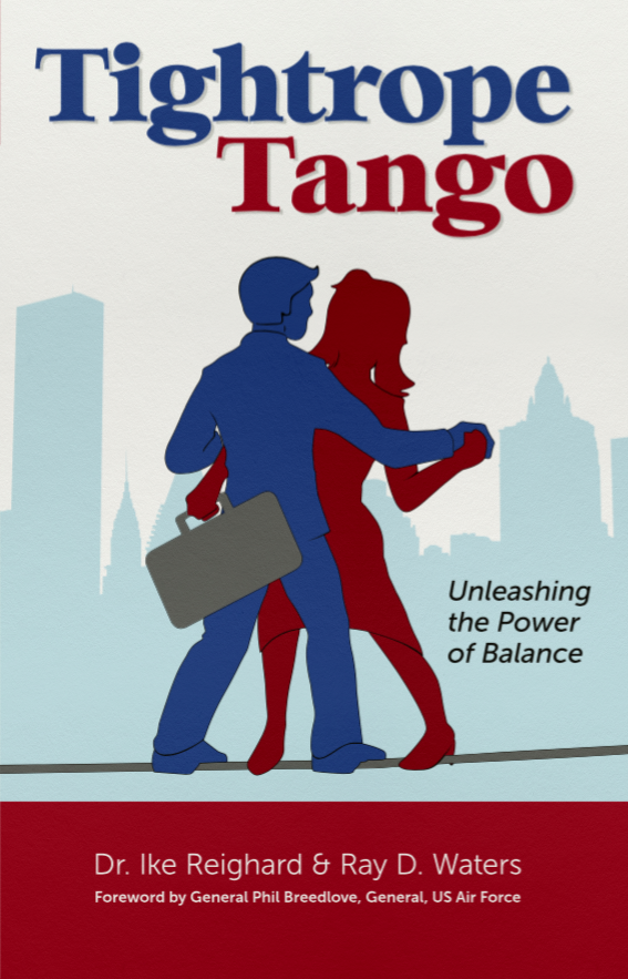 Tightrope Tango by Ray Waters