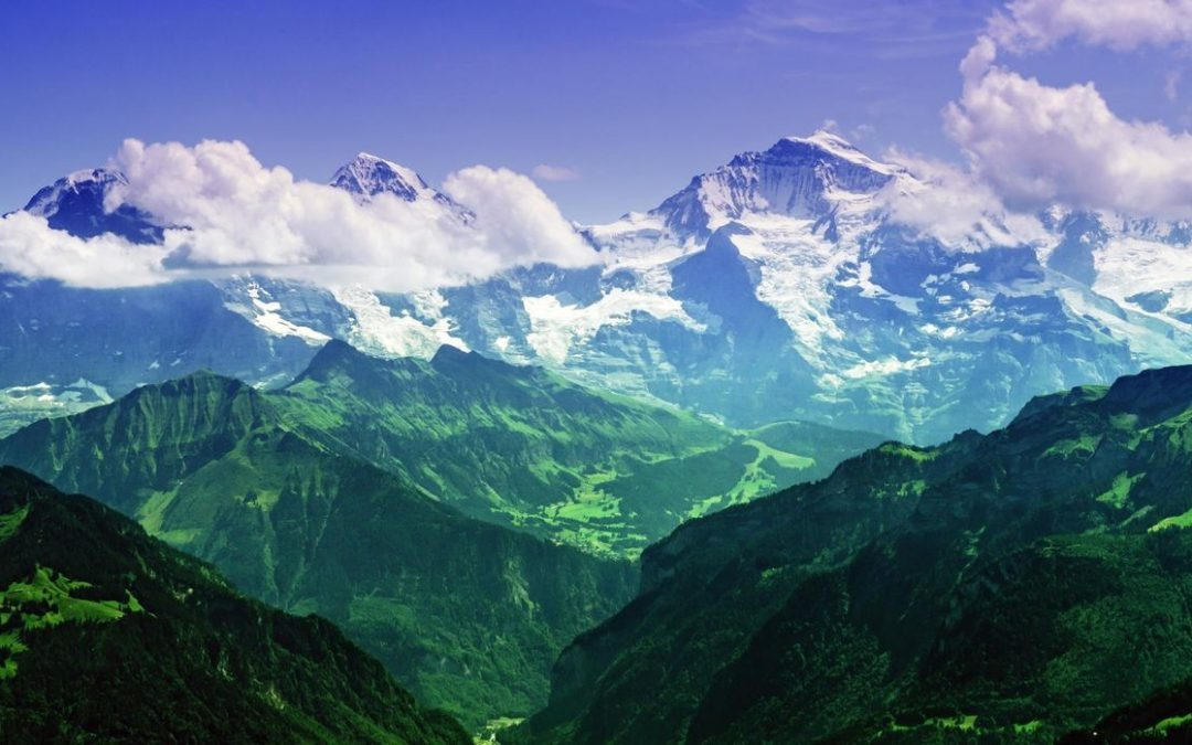 There Is Nothing Like The Swiss Alps