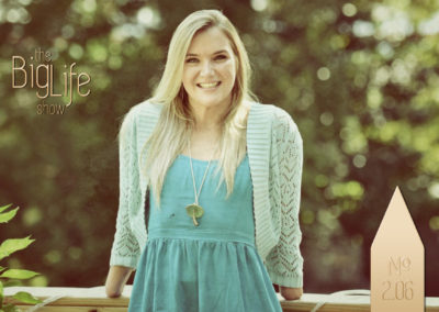 Big Life Show | Aimee Copeland Interview